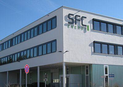 SFC Energy AG Brunnthal