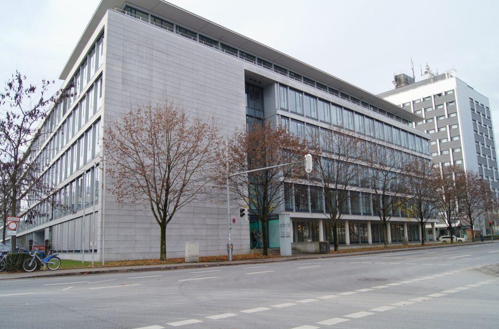 Marcel-Breuer-Straße München