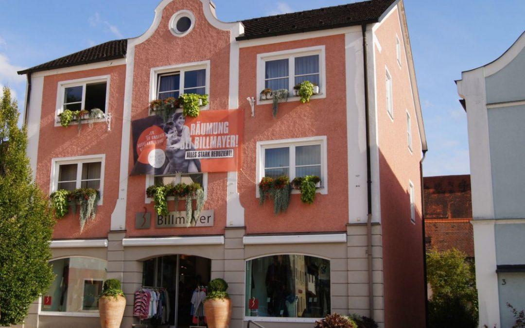 Modehaus Billmayer Wartenberg